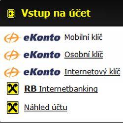 Как получить выписку со счёта в Интернет-банкинге в Чехии?